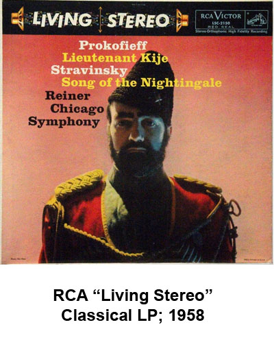 rca living stereo audiophile records