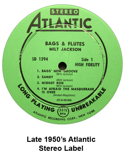 atlantic stereo label