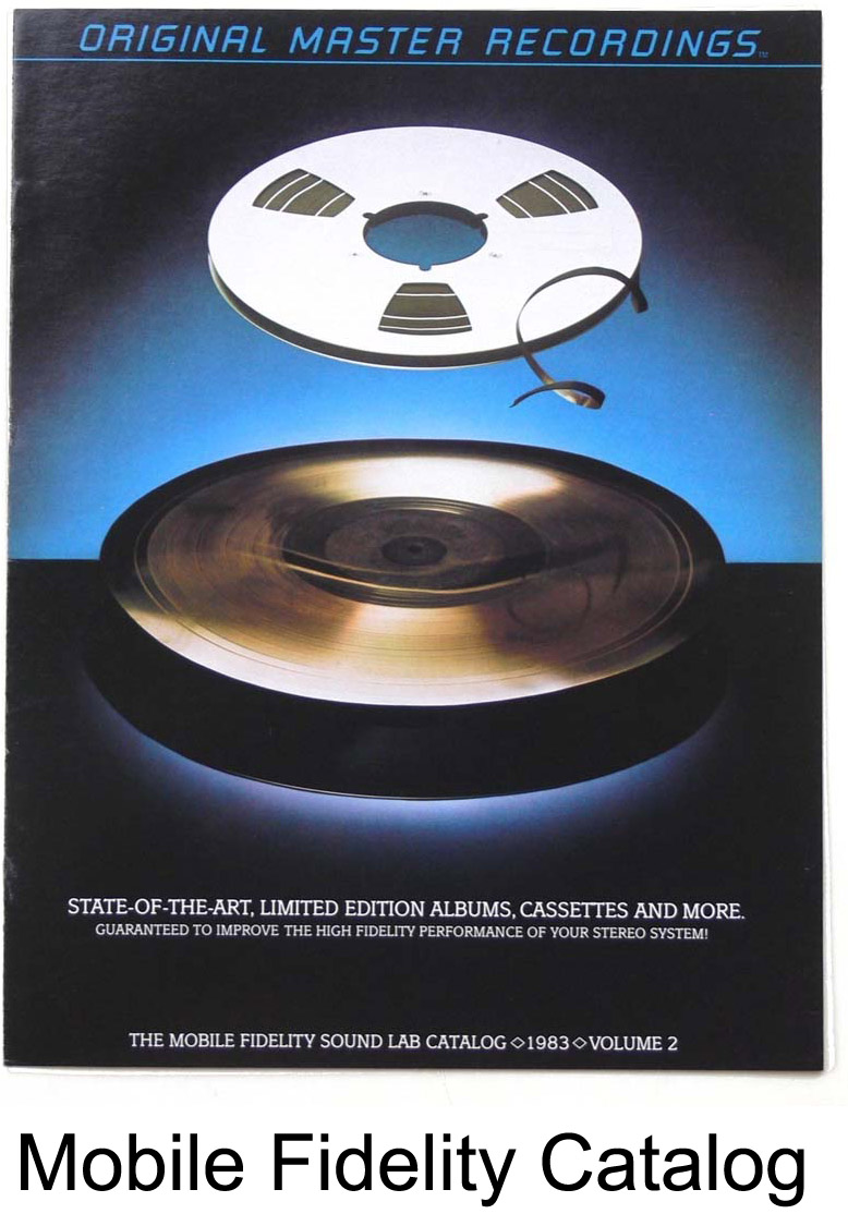 Audiophile Records - What Are They?