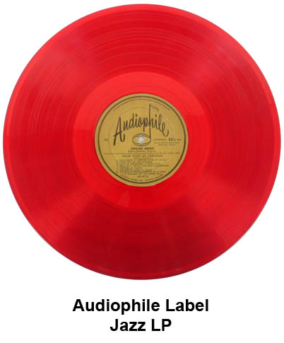 audiophile records label