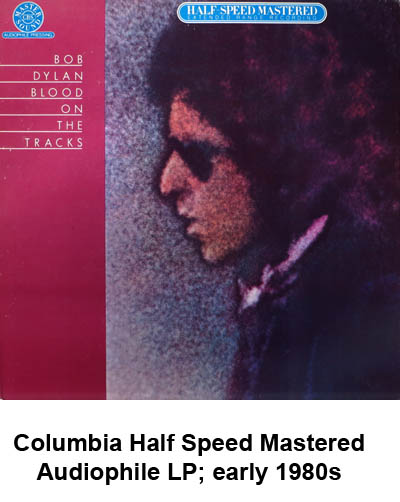 columbia half speed mastered records