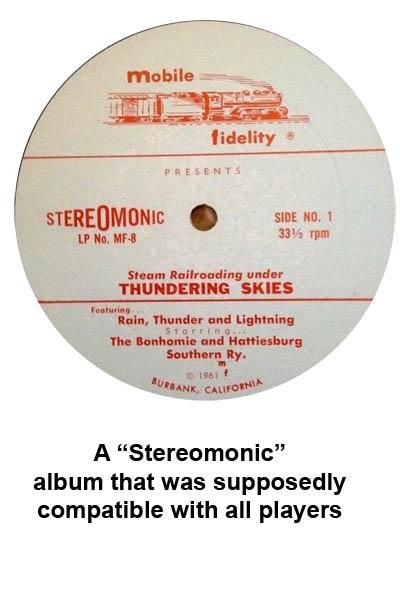 stereomonic