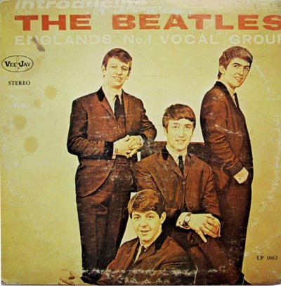 introducing the beatles counterfeit records