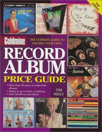 A record price guide.