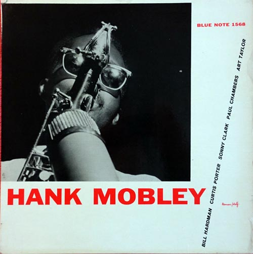 hank mobley blue note 1568