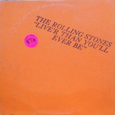 Bootleg Records - Live and ROIR Albums