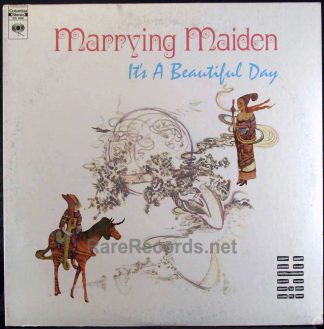 it's a beautiful day - marrying maiden lp