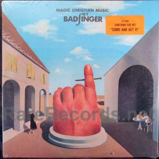 badfinger - magic christian music lp