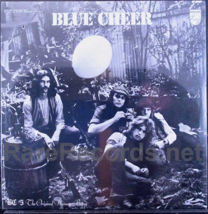 blue cheer - the original human being LP