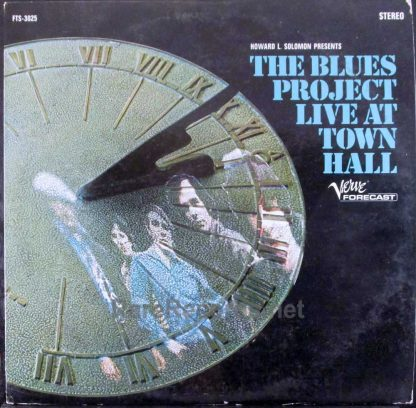 blues project - live at town hall lp