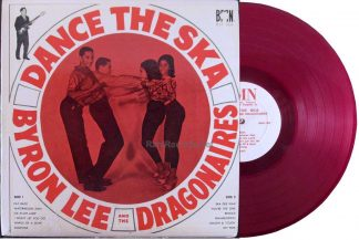 byron lee and the dragonaires - dance the ska LP