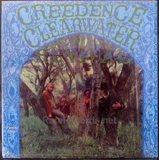 creedence clearwater revival - first lp promo