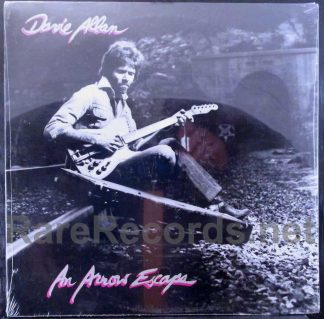 davie allan - an arrow escape LP