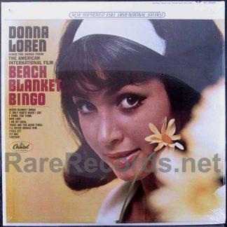 donna loren - beach blanket bingo lp
