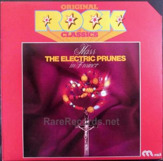 electric prunes - mass in f minor uk lp
