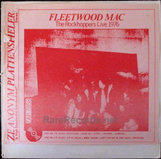 fleetwood mac- rockhoppers live 1976 LP
