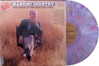 henry mancini - mancini country multicolor vinyl lp