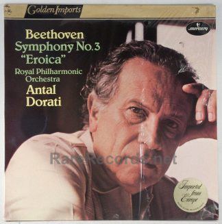 Dorati/Royal Philharmonic - Beethoven Symphony #3 Dutch import LP