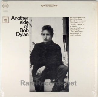 Bob Dylan - Another Side of Bob Dylan sealed 1965 stereo LP