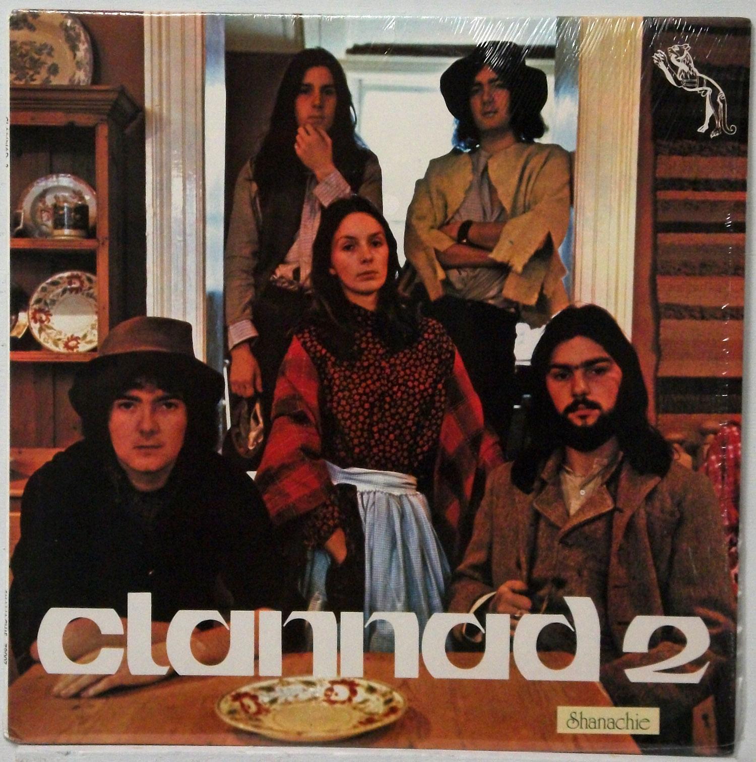 Clannad - Clannad 2 1979 US LP