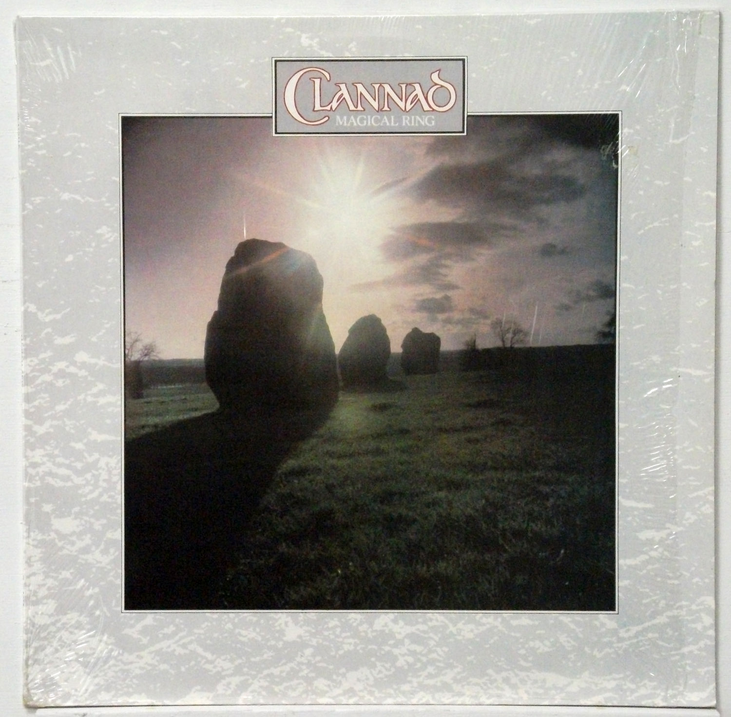 Clannad - Magical Ring 1983 original Irish LP in shrink wrap