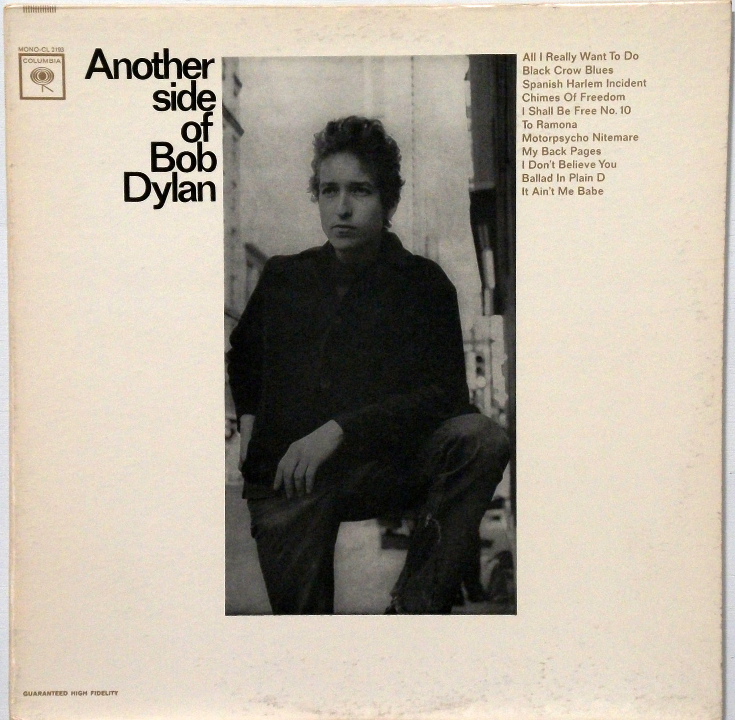 Bob Dylan - Another Side of Bob Dylan sealed mono 1964 LP