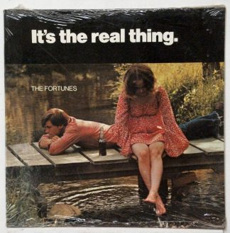Fortunes - It's the Real Thing sealed 1969 promo-only Coca-Cola LP