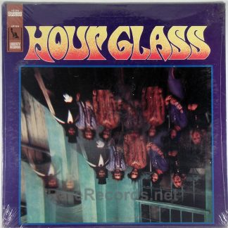 (Allman Brothers) Hour Glass - The Hour Glass sealed 1967 stereo LP