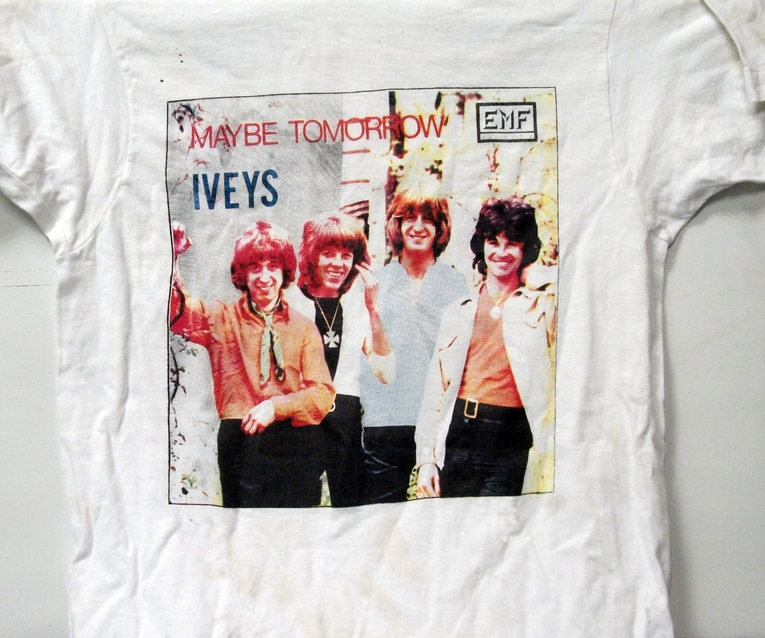 (Badfinger) Iveys - Maybe Tomorrow ultra rare 1987 box set with T-shirt