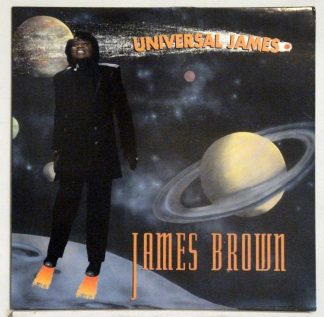 James Brown - Universal James scarce 1992 UK LP