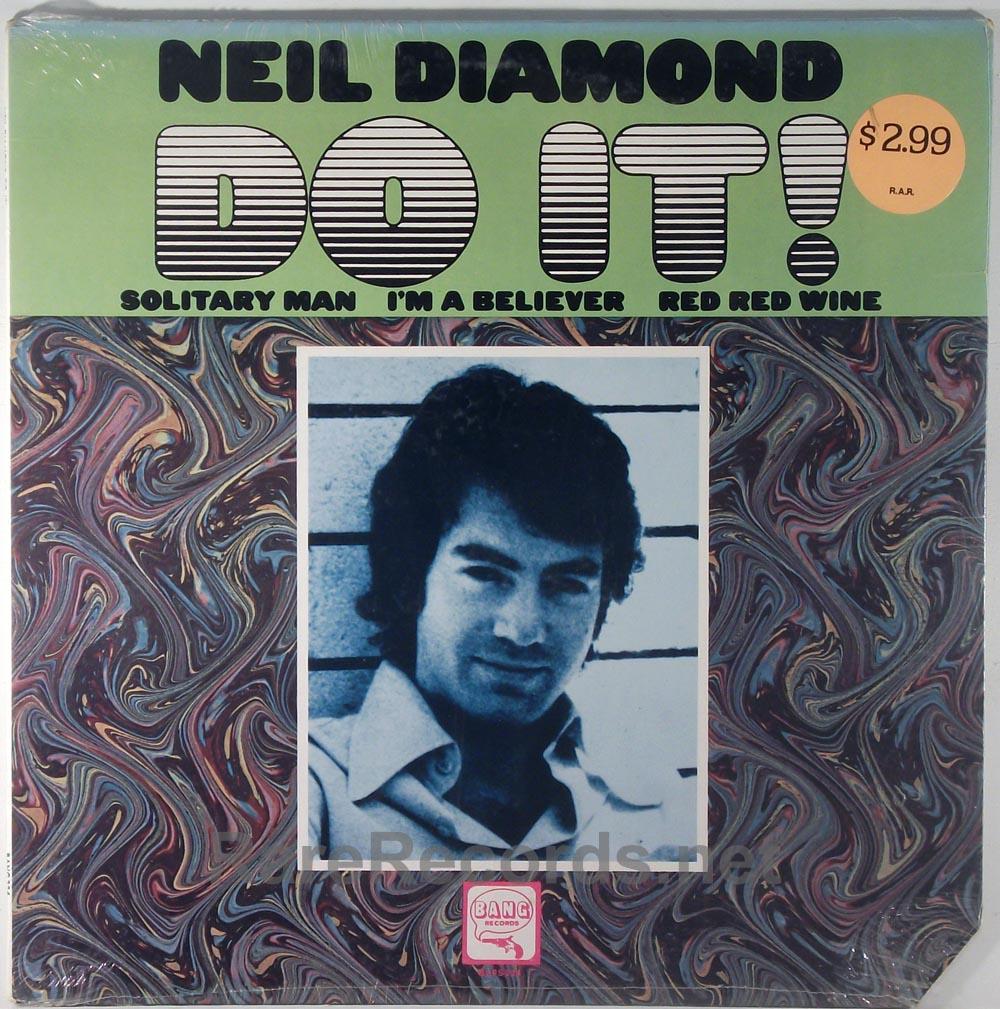 Neil Diamond - Do It! sealed 1971 LP