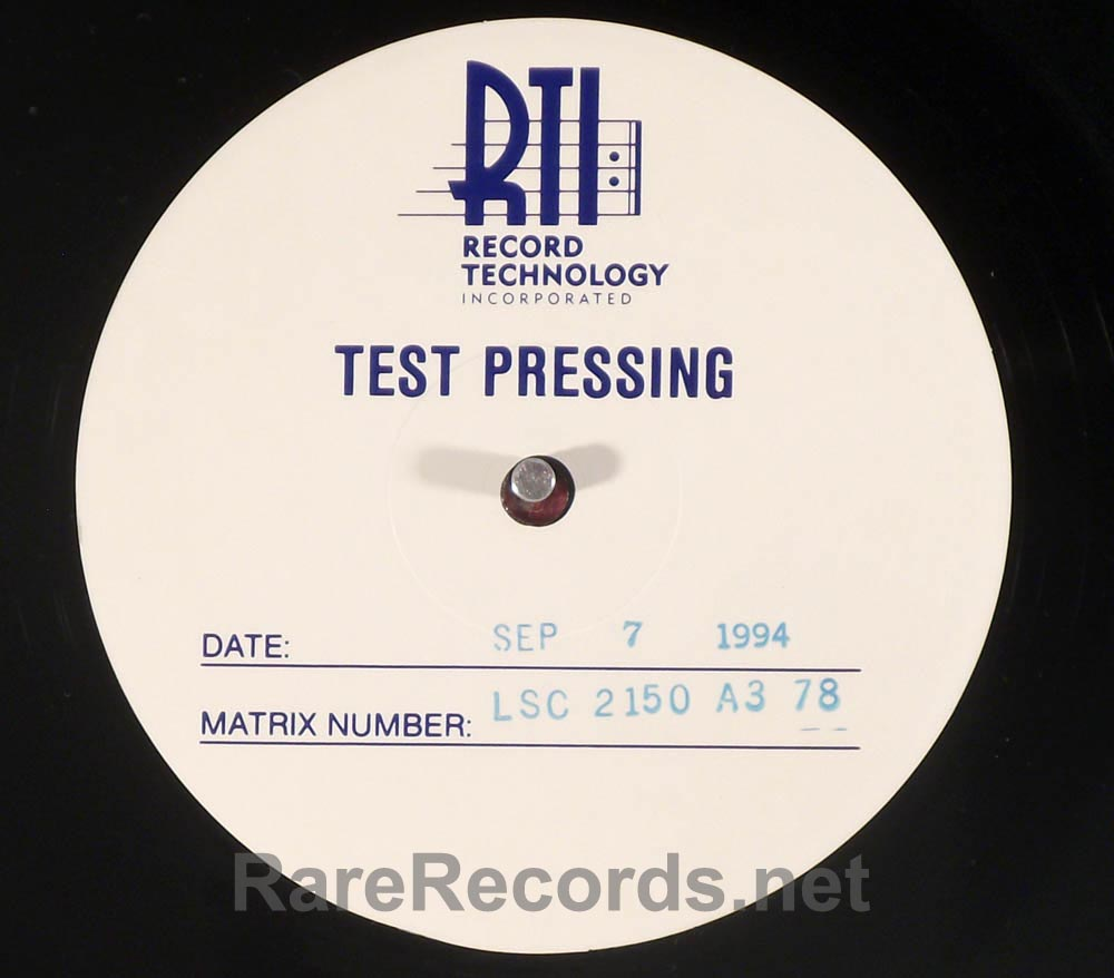 Reiner/Chicago Symphony -Prokofiev- Lt. Kije Classic Records 78 RPM test