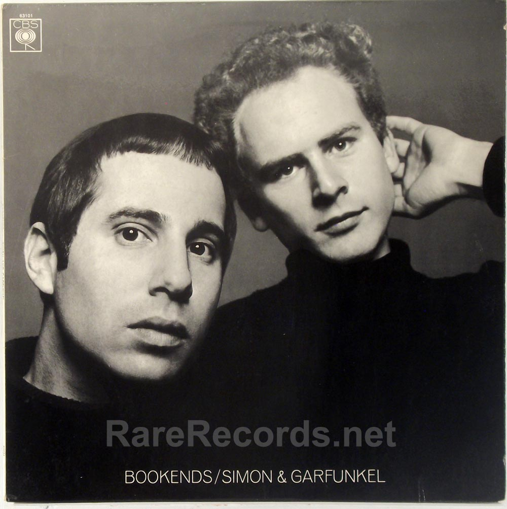 Simon and Garfunkel - Bookends UK stereo LP