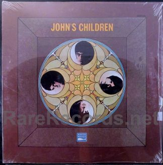 john's children - orgasm u.s. lp