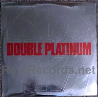 kiss - double platinum u.s. lp