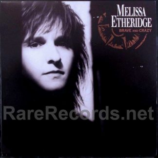 melissa etheridge - brave and crazy uk lp