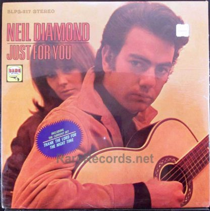 neil diamond just for you lp