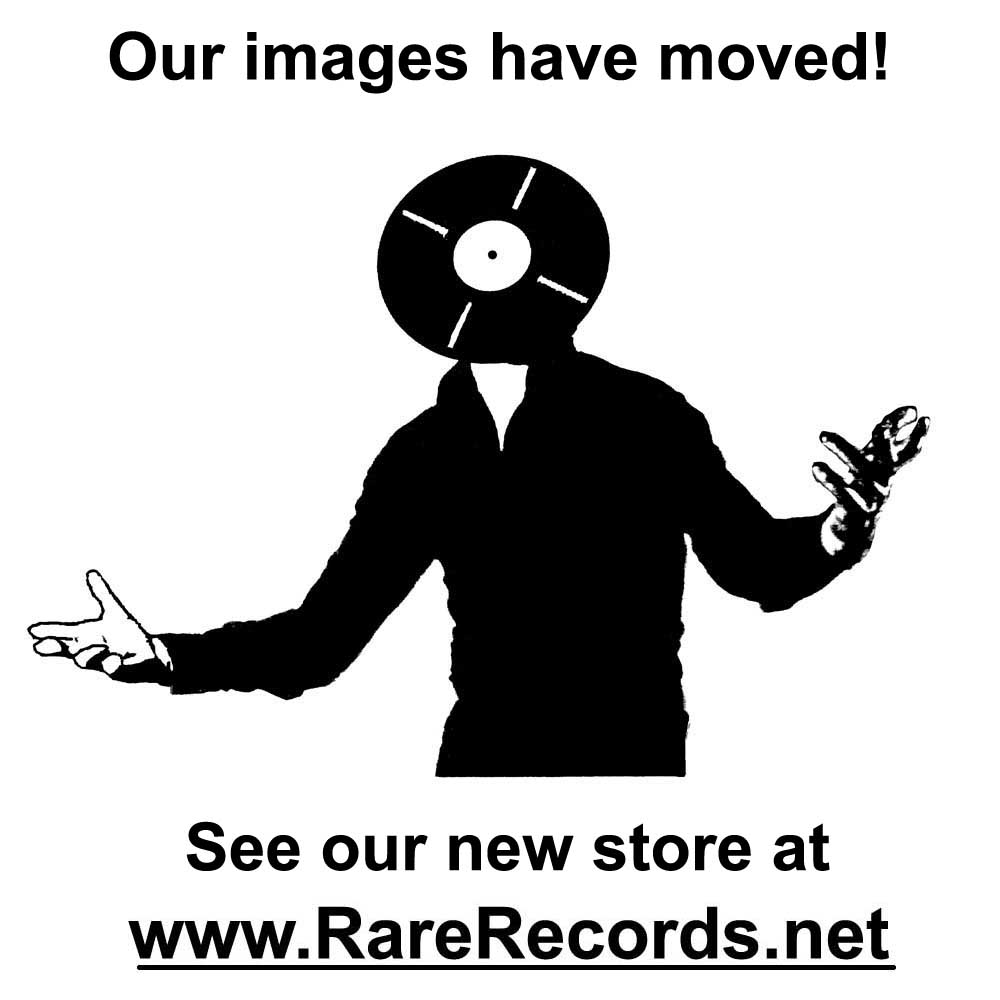 Velvet Underground - White Light/White Heat UK LP with alternate cover