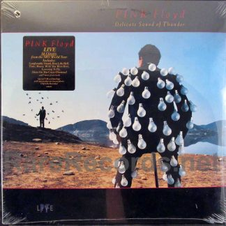 pink floyd - delicate sound of thunder u.s. lp