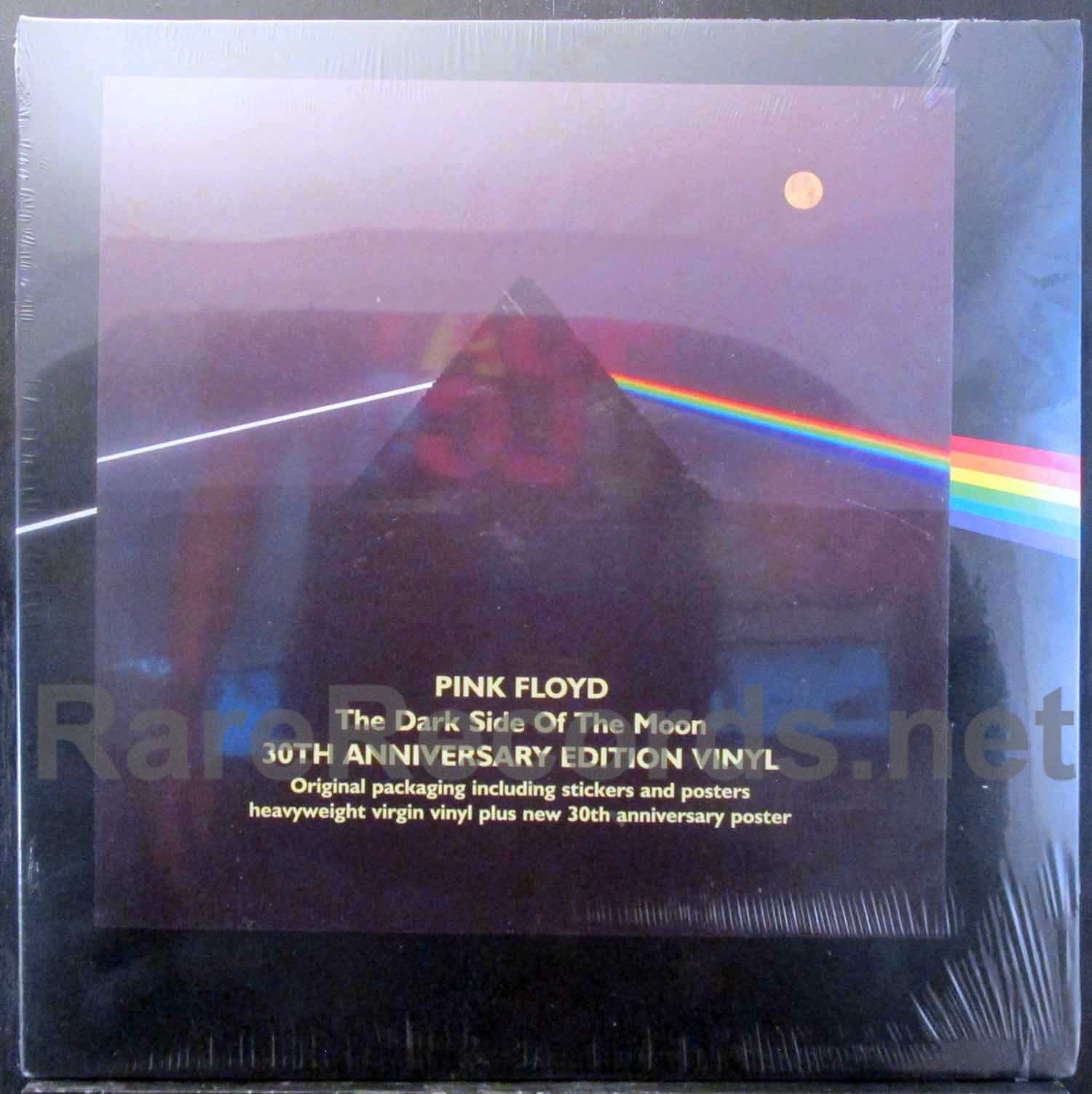 pink floyd - dark side of the moon 30th anniversary LP