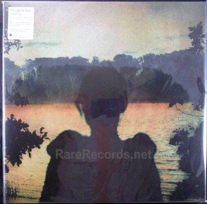 porcupine tree - deadwing clear vinyl lp