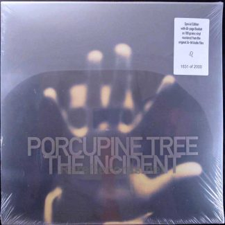 porcupine tree - the incident lp