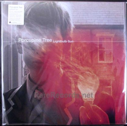 porcupine tree - lightbulb sun clear vinyl 2 lp