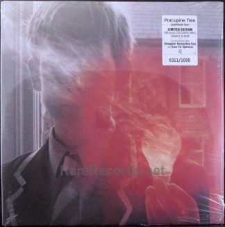 porcupine tree- lightbulb sun white vinyl lp