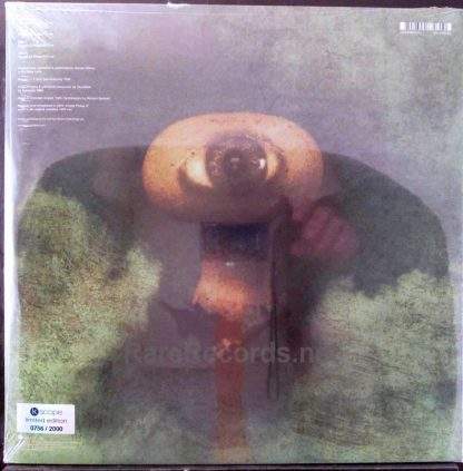porcupine tree - voyage 34 white vinyl
