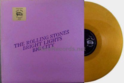 rolling stones - bright lights big city tmoq lp
